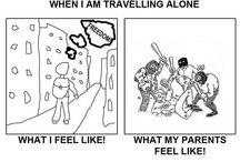 Funny Traveller / #Funny Images of #travel