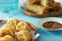 Hot Sauce Recipes / www.christinaarokiasamy.com