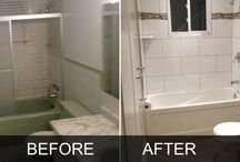 Home Renovation Before and After Photos / A successful home renovation, whether it's a living room, bedroom, kitchen, or bathroom, allows you to re-invent your interior space for maximum comfort and enjoyment.  We help you plan and deliver.