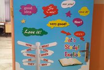 English language classroom