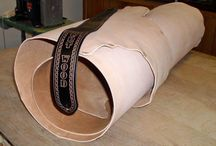 Leather Craft Projects & Articles / See how leather craft products are hand crafted.  Learn how to make leather craft projects yourself.