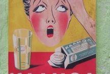 Vintage Greek Adverts