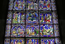 Stained Glass Windows / by Tatania Rosa