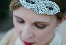 Great Gatsby Inspired Weddings / We're seeing the trend from rustic-vintage moving toward glamorous-vintage. Here are some pins to get you thinking!
