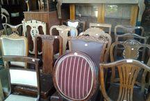 Παλιοί θησαυροί σε Παλαιοπωλεία-OLD STORE HOUSES / Παλιά αντικείμενα στο φως παλαιοπωλείων (Old treasuries under the memories.......)