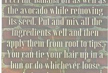 Hair care  | All DIY remedies