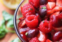 Fruit & Salads