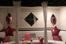 GLOW Sweet 16 Parties