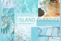 Pantone 2017: Island Paradise Wedding
