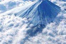 雲海 Field of clouds