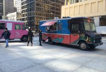 Food Truck Fests 2016 / Chicago's food truck industry is growing and it's going to be a great 2016 with weekly fests at Daley Plaza and monthly at Willis Tower. #Chifoodtruckfest