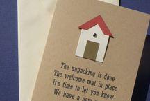 Housewarming / by Rebecca Hilts