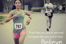 Motivation / Inspiration to stay healthy! / by Elaina Deren