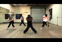 Hip Hop Moves / by Catherine Golledge