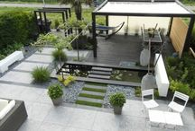 Частный сад