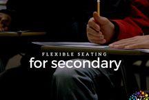 Flexible Seating in High School?