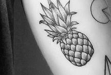 tatoo black white