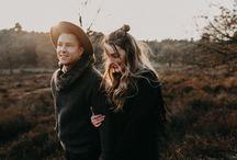 Boho couple hipster shooting - MEL ENDE PHOTOGRAPHY