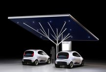 Electric Car Charging Stations / Interesting solutions of EV charging stations around the world.