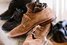 Men's Shoe Campaigns