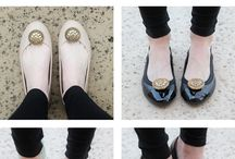 Shoe DIY Deco & Art / Adding life to shoes. Heels, wedges and flats