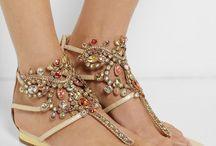 shoes, shoes, shoes..