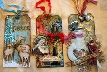 Christmas Cards & Tags / by Rhonda Walton