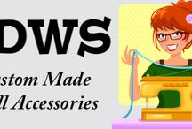All shopping channels / We highly recommend shopping on our main site thedaughterwhosews.com You're always welcome to buy on Etsy, Ebay, or Amazon.