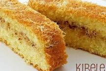 kadayifli kek