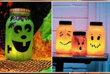 Идеи для украшений на хэллоуин
