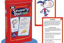 Sensory integration ideas