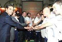 Le partnership sportive / Considerando lo sport come momento educativo e di forte coesione, l'Istituto è partner di alcune società lombarde, quali Sport Management e Vero Volley Monza.