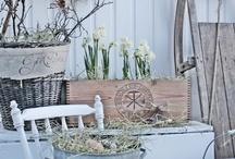 pääsiäinen/kevät