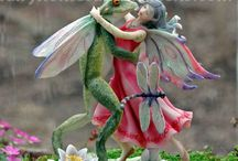 Top Collection Fairy Figurines