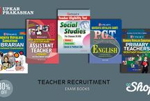 TEACHER RECRUITMENT EXAMS
