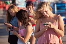 Smartphone Addition ? Danger ! / Now a days people are so addicted with their cell phones that they are suffering from Nomophobia disease,usage of more than 18 hours a day makes you a victim of this disease