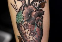 Tattoos / by Karyn Fox