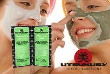 Webshop Utsukusy huidverzorgingsproducten / Utsukusy baseert haar producten op de Oosterse schoonheidsrituelen, vertaald naar de huidige Westerse maatschappij. Cosmeceuticals in kleinverpakking voor de beste huidverzorging thuis. Snel, efficiënt en met zichtbaar resultaat.
