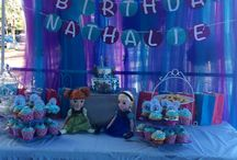 Anna's Frozen Birthday Party / by Jennifer Steele