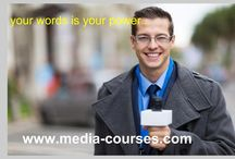 TV Presenter Course London / Learn the art of talking to camera, reading autocue and interviewing your favorite personality. TV Presenting at London Academy offers creative lessons in how to become a Television Presenter taught by experienced TV Presenters.