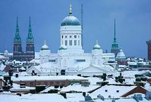 suomessa / in finland - my home country