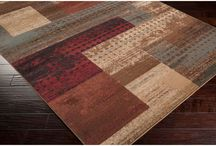 Area Rugs / by Maureen