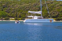 Gin Tonic Catamaran / Lagoon 450F , Year 2016 Equipment : Cockpit Table, Water tank 600L, Fuel tank 1040L, Generator Onan 11 Kw, Air Conditioning, 2 Refrigerators, 1 Freezer, Watermaker, Hydraulic Gangway, Electrical Winches ( Mainsail & Manoeuvre ), Windlass Remote Control, Solar Panels 400W, Tender Highfield 310, Outboard 10 Hp, Autopilot, Bow Truster, GPS Plotter 12'' B&G, Depth sounder, VHF, Stereo System
