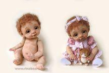 игрушки Рины Буше