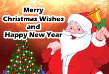 Christmas and new year