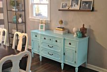 Sideboard / by Laura
