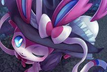 Serena's Pokemon