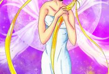 sailor moon / Tablicz poświęcona Sailor Moon
