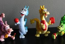 Happy meal toys 1988