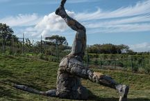 sculptures - south africa - angus taylor